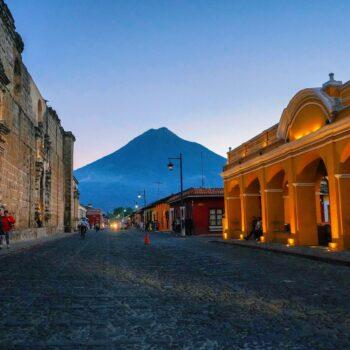 La Antigua Guatemala, la mejor ciudad a visitar en Centroaméria y Sudamérica