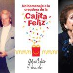 McDonald's presenta Cajita Feliz en honor al legado de su creadora Yolanda de Cofiño