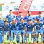 El campeón Santa Lucía FC se ha convertido en el nuevo líder del Apertura 2021 después de derrotar a Antigua GFC en la décima fecha del torneo. Los lucianos además son el único invicto del torneo y acumulan 24 puntos de 33 posibles; han ganado 7 partidos y empatado 3.