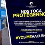 Los propietarios de restaurantes de Mazatenango han tomado la decisión de no atender a las personas que no estén vacunados.