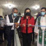 Alta Verapaz: Inauguran Centro de Rehabilitación Integral y de Prevención de la Ceguera y Sordera