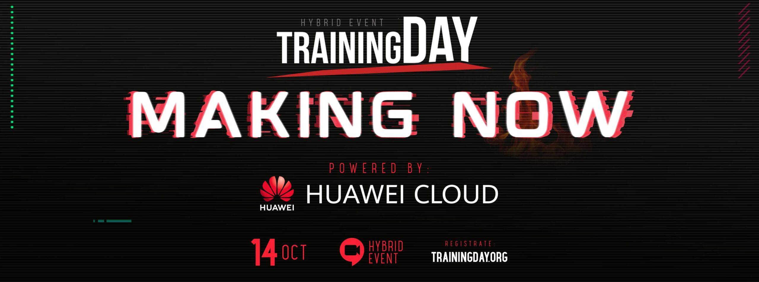Making Now, la novena edición del Training Day