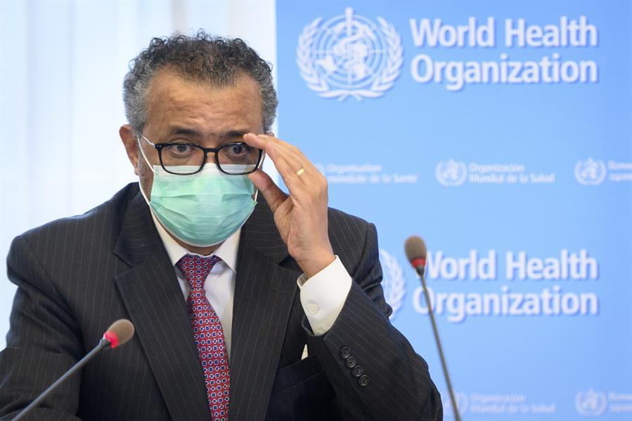 La cifra de muertos por semana a consecuencia del COVID-19 ha descendido a su cifra más baja en un año; el mundo registró 46 mil fallecidos por coronavirus la semana pasada.