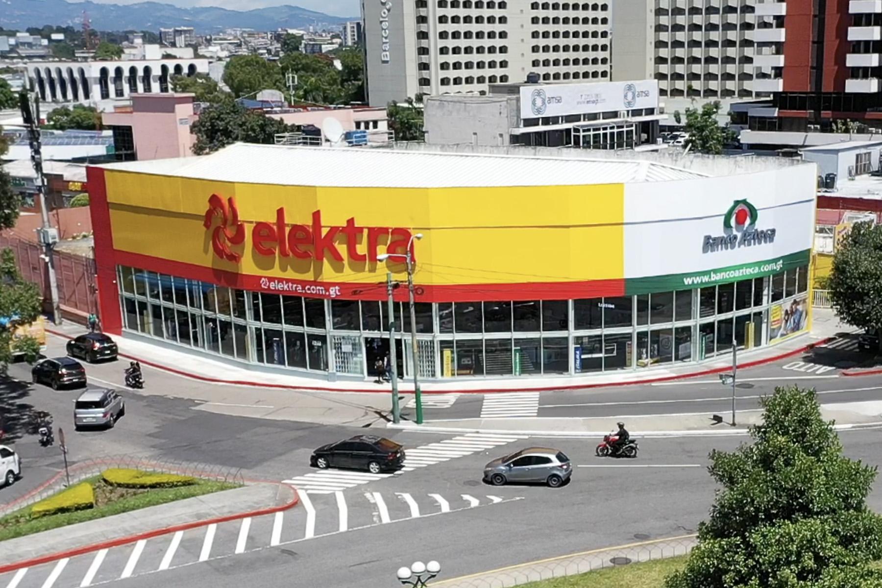 Tiendas Elektra cumple 24 años en Guatemala