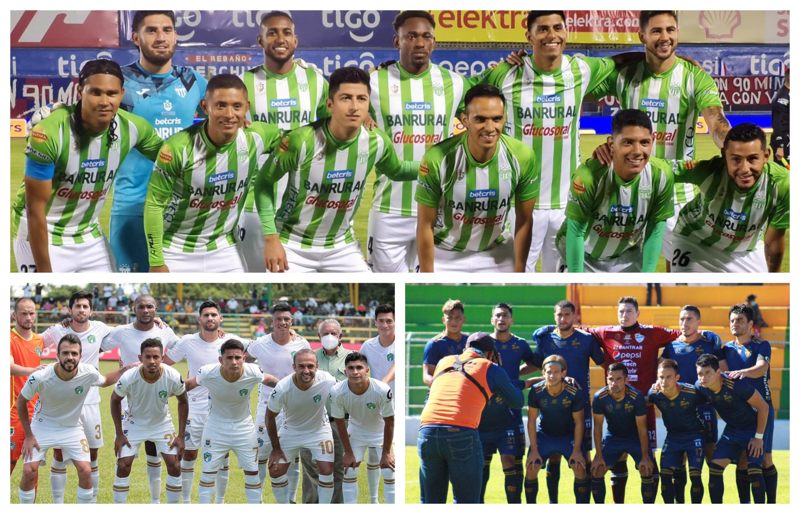 La jornada 13 del Apertura 2021 dejó los triunfos de visitante de Antigua GFC, Comunicaciones y Cobán; además de la victoria en casa de Iztapa y Malacateco y el empate de Municipal en casa.