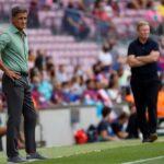 """El Getafe anunció este lunes a través de sus canales oficiales la destitución del entrenador José Miguel González """"Míchel""""; el técnico abandona el club madrileño después de ocho jornadas de Liga en las que sumó siete derrotas y un empate."""