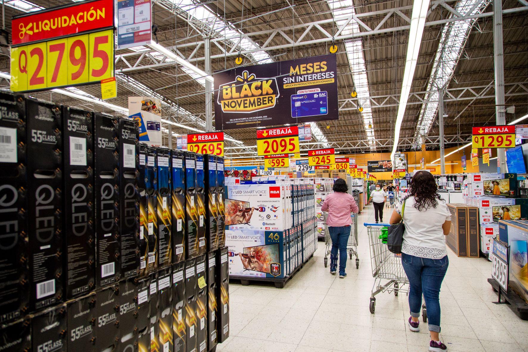 Walmart, Maxi Despensa y Paiz adelantan su Black November para el bienestar de las familias