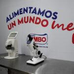 Laboratorio del Osito, Inauguran un laboratorio para el montaje de lentes correctivosi