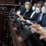El Congreso de Guatemala eligió a la diputada oficialista Shirley Rivera Zaldaña como presidenta del Organismo Legislativo para el período 2022; asume en reemplazo de su compañero de bancada Allan Rodríguez.
