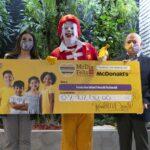 McDonald's convierte 460,705 Big Mac en sonrisas durante el McDía Feliz