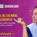 Plan International lanza informe que revela los efectos negativos que la mala información causa en niñas y adolescentes