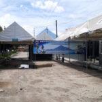 Un informe de la Procuraduría de los Derechos Humanos (PDH), reveló que un puesto de vacunación en Xela es insalubre; este se refiere al que operó en el Resguardo Militar del Ejército de Guatemala, en la zona 3.