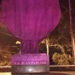 Este martes varios monumentos, plazas y hospitales se iluminarán de rosado en Guatemala como parte de la conmemoración del Día Internacional de Lucha contra el Cáncer de Mama; además para concientizar a la población sobre este tema.