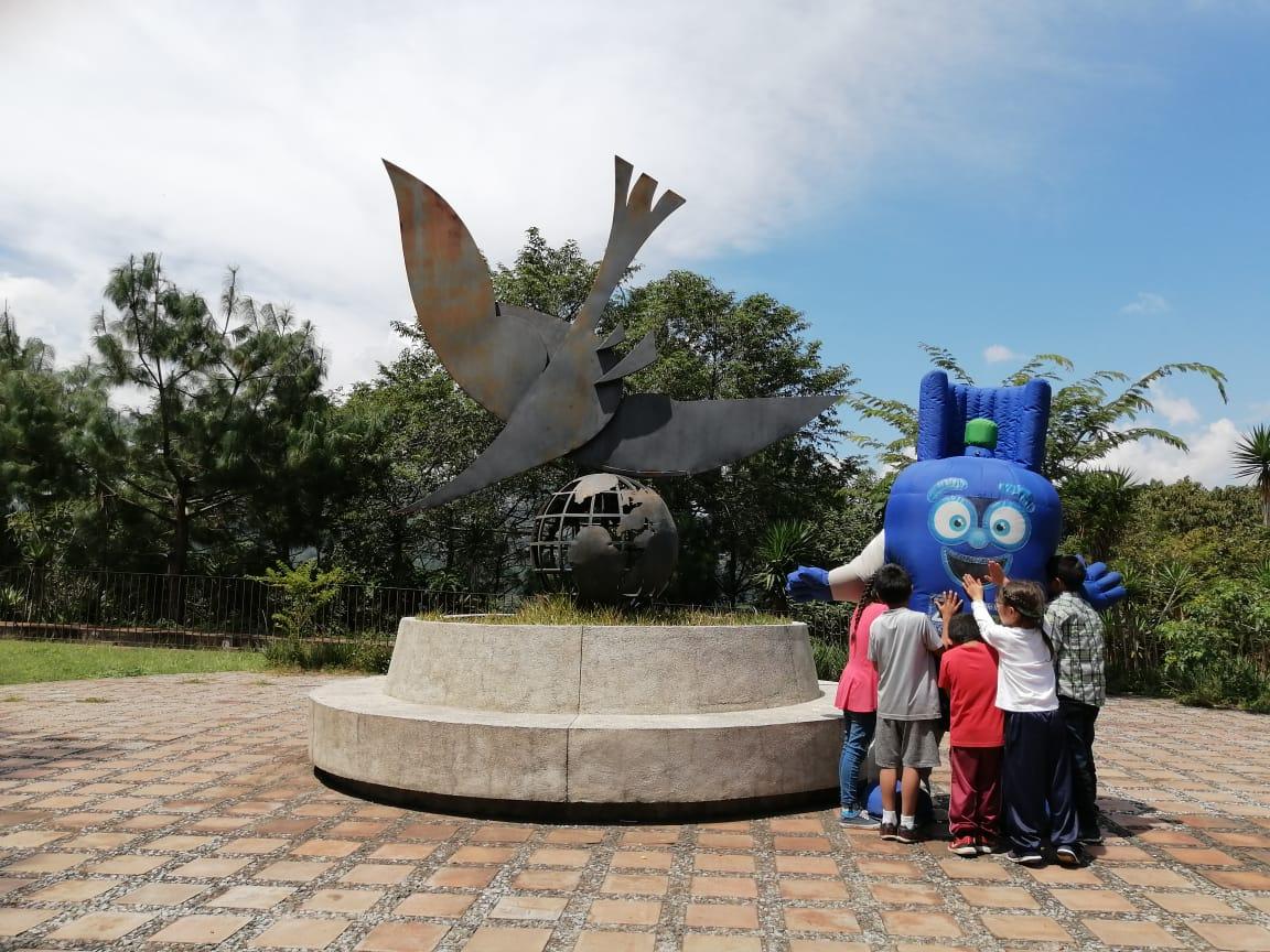Zeta Gas celebró el Día del Niño con más de 200 menores que residen en diferentes orfanatos