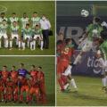 Municipal empató de visitante 1-1 contra Antigua en el estadio Pensativo, con un polémico gol tras una jugada donde la pelota salió del campo. A pesar del resultado, los coloniales siguen en el liderato de la tabla.