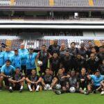 El Saprissa costarricense recibe a Comunicaciones en el partido de ida de los cuartos de final de la Liga Concacaf; es un viejo clásico del fútbol centroamericano, pero que se jugó por última vez en el 2003.