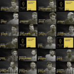 La revista francesa France Football ha dado a conocer el nombre de los nominados al Balón de Oro, al mejor futbolista.
